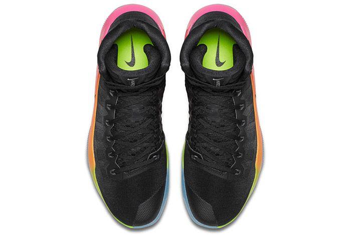 Nike Hyperdunk 2016 Unlimited Black Volt 5