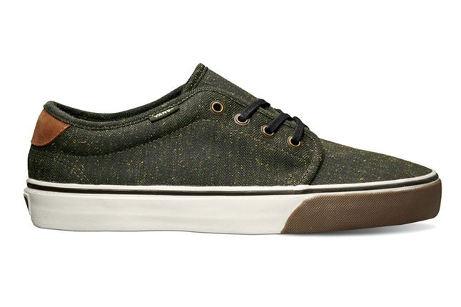 Vans California Collection 159 Ca Tweed Forest Night Spring 2013 1