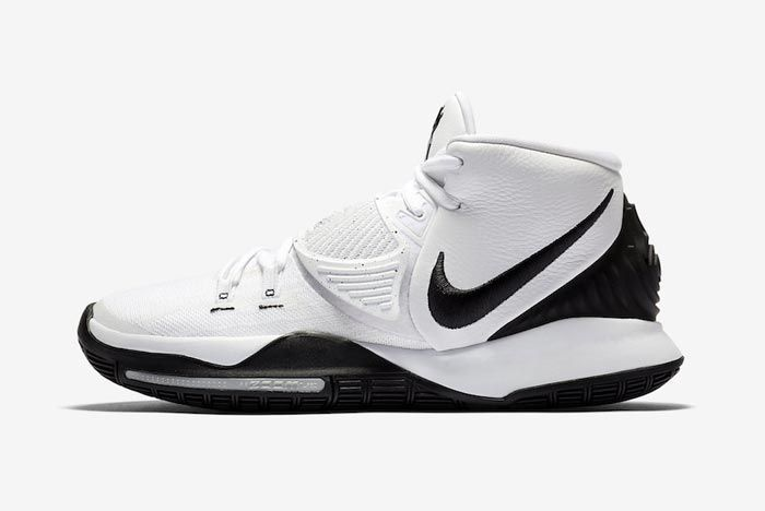 Nike Kyrie 6 Oreo Lateral