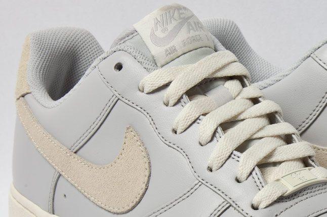 Nike Af1 Grey Cashmere 3 4 2 1