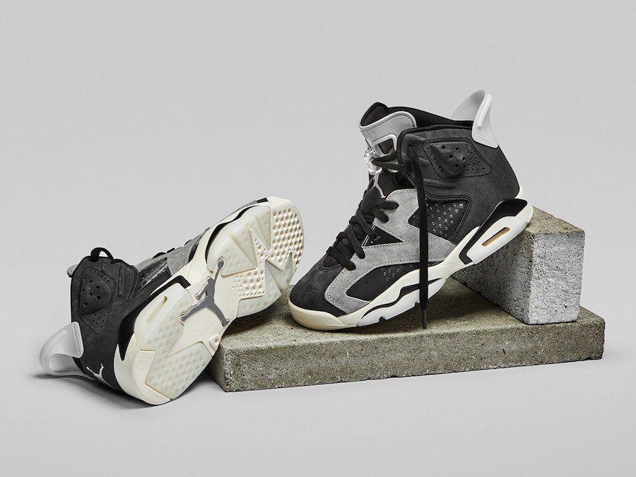 Air Jordan 6 'Smoke Grey'