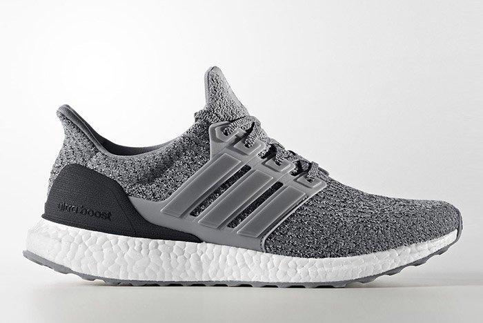Adidas Ultraboost 3 0 Grey Silver 4