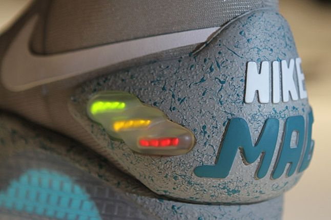 Back To The Future Sneakers 5 11