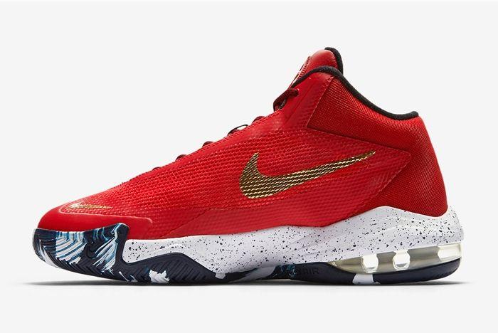 Anthony Davis Nike Air Max Audacity 3