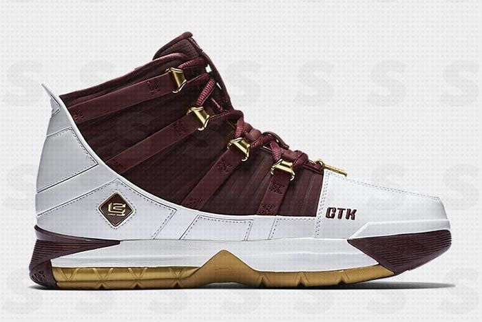 Nike Le Bron 3 Christ The King 2
