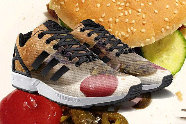 Zx Flux Set To Hit Mi Adidas With Photo Print Option 3