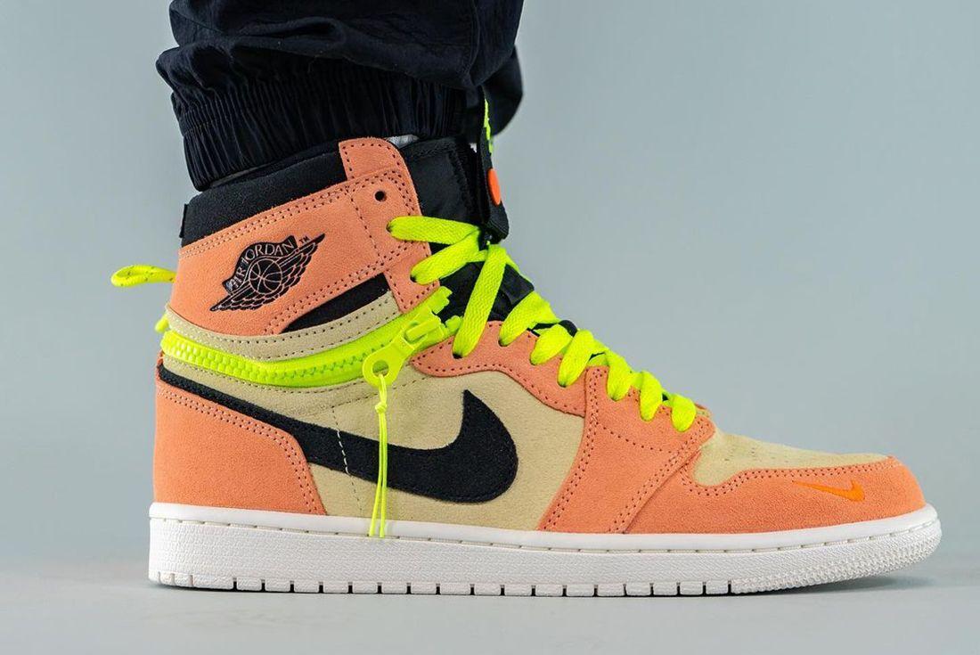 Air Jordan 1 Switch Peach