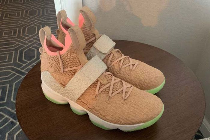 Nike Lebron 15 Air Yeezy Wide