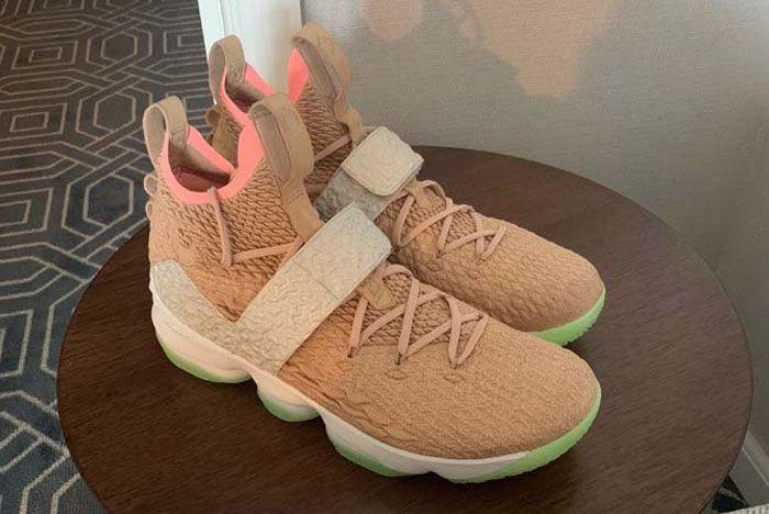 Nike Lebron 15 Air Yeezy Wide