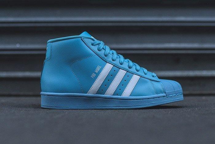 adidas Pro Model (Baby Blue) - Sneaker