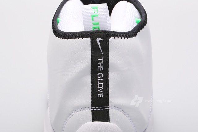 Nike Air Zoom Flight The Glove Sl White Heel Detail