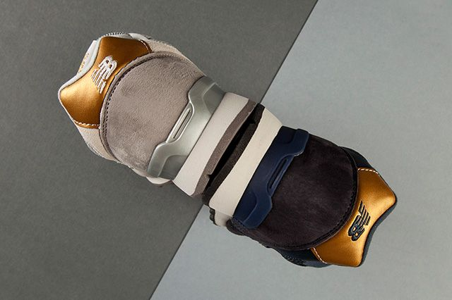 New Balance Wmns 996 Gold Pack 2