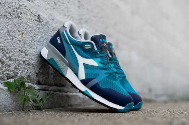Diadora N9000 Mm Sea Green 5