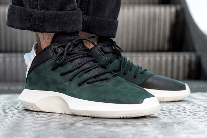 Adidas Crazy 1 Adv Green
