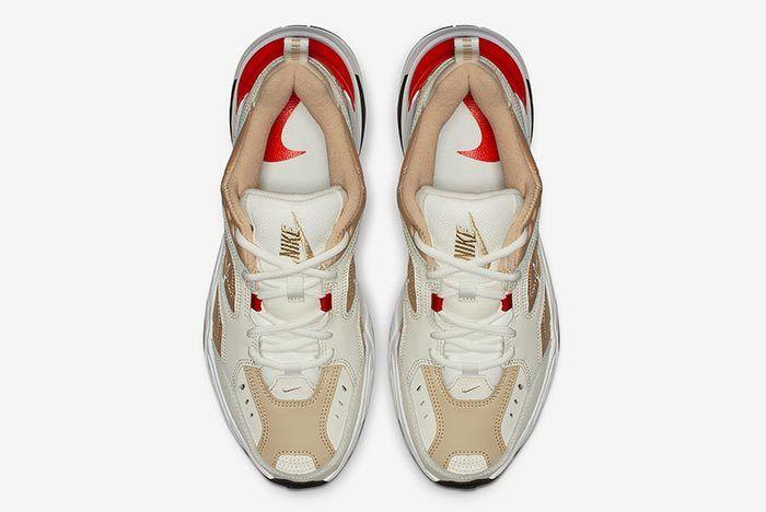 Nike M2 K Tekno Sailhabanero Red 6