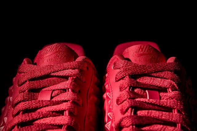 Nike Af1 Lv8 Vt Red Wish Bump 4