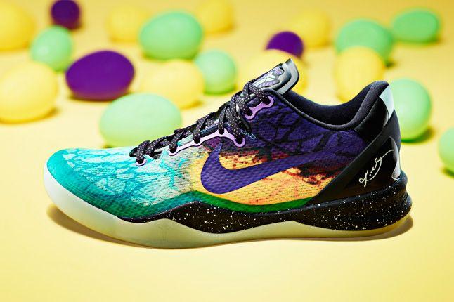 Nike Kobe 8 System Easter 1