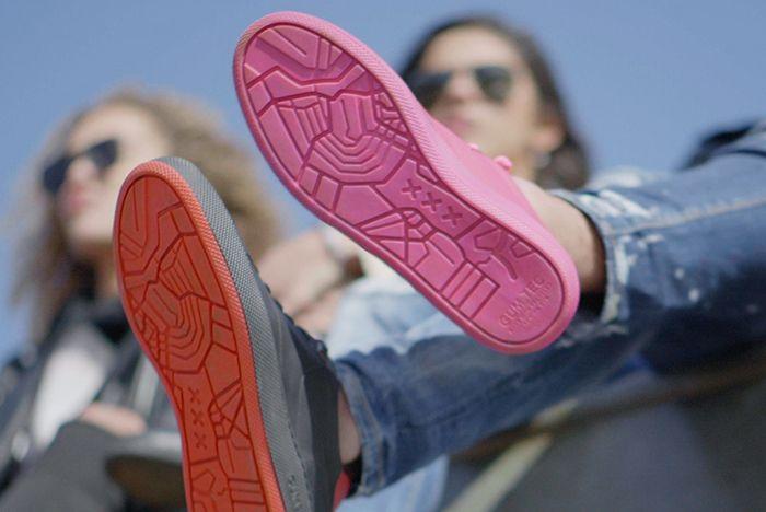 Amsterdam Gum Shoe 5