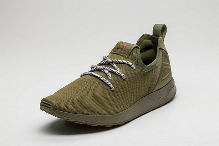 Adidas Zx Flux Adv Olive 2