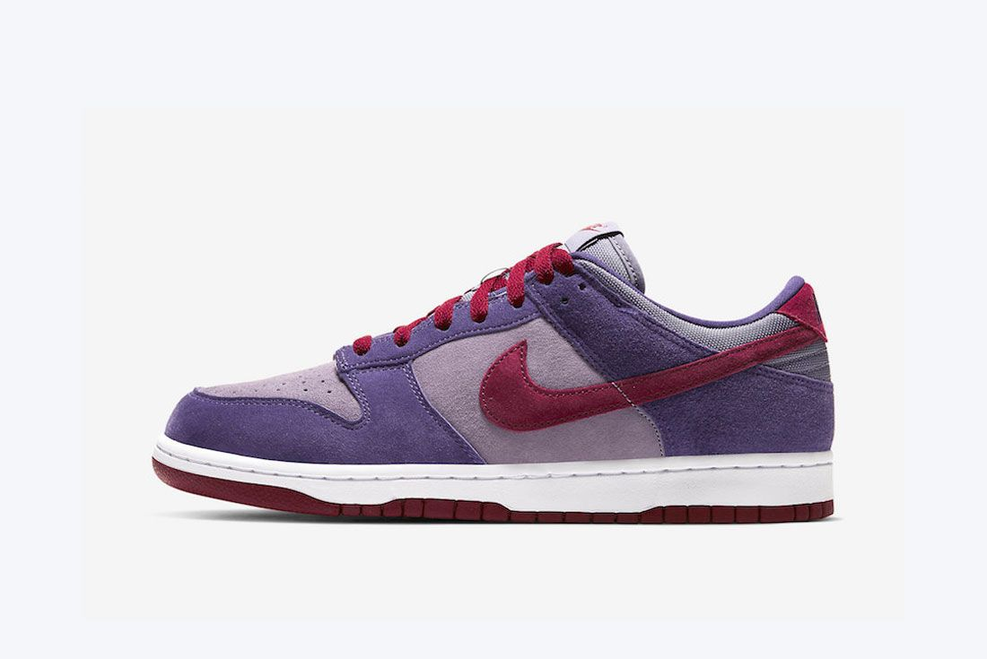 Nike Dunk Low Plum 2020 Retro