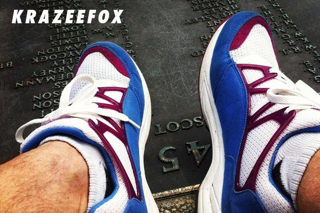 Krazeefox Nike Huarache Light 1