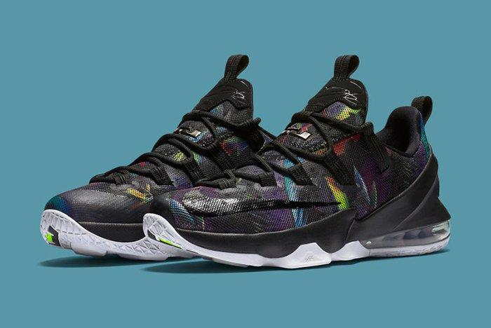 Nike Le Bron 13 Low Birds Of Paradise5
