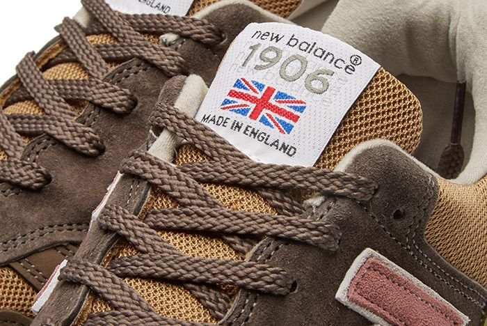 New Balance Made In England Surplus Pack Grey Beige 670 2