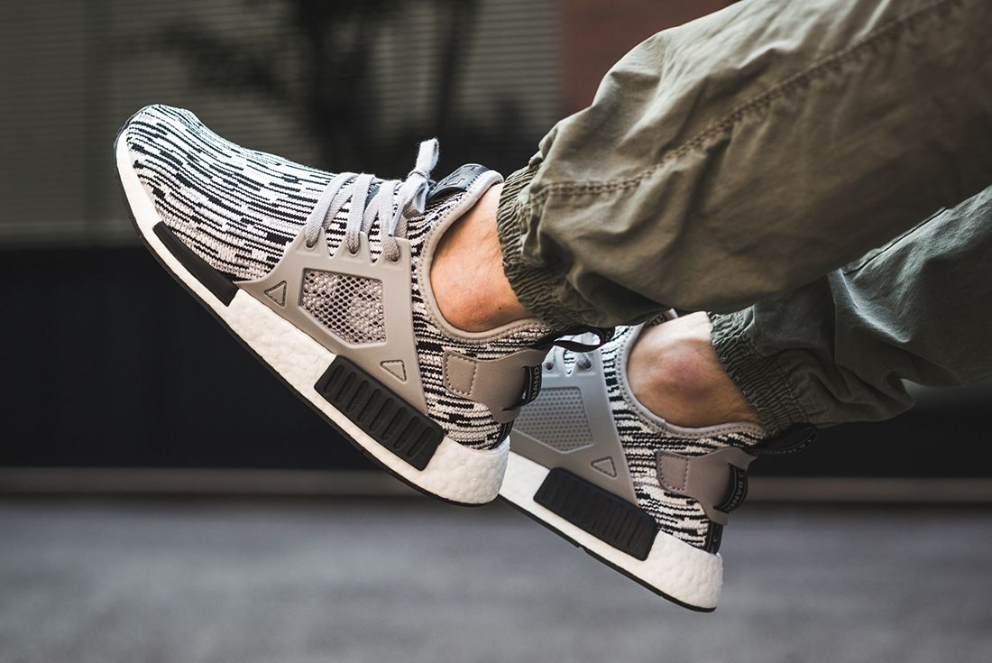Adidas Nmd Xr1 Core Blackwhite 1