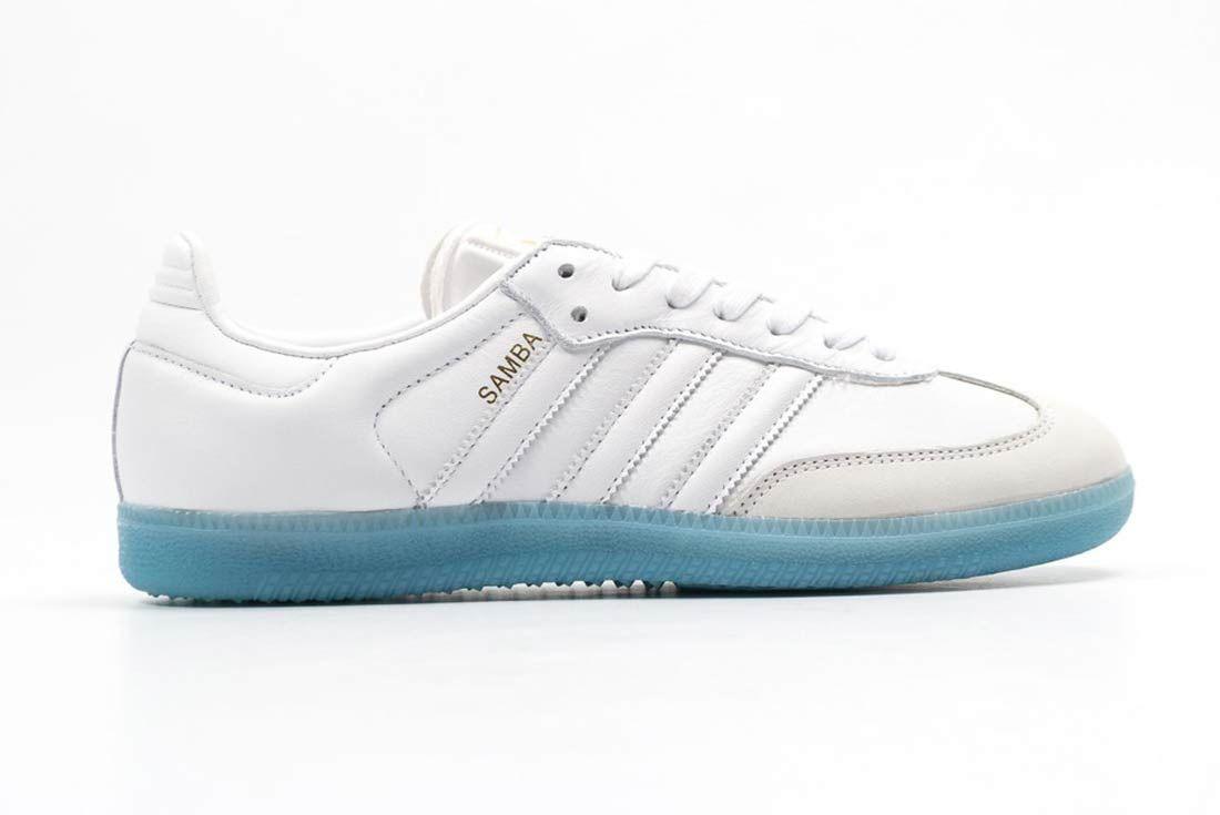 Adidas Samba Womens White Ice Pack 3