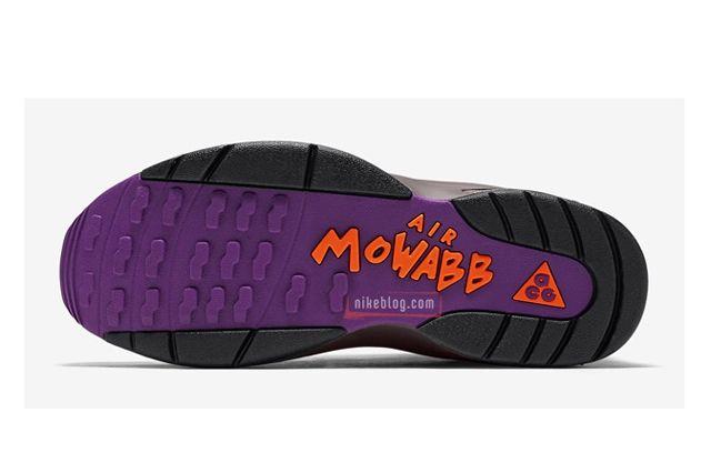 Nike Air Mowabb Og Trail End Brown 1