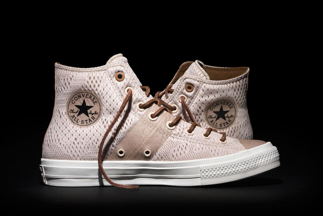 Converse Chuck Taylor All Star Ii Engineered Mesh White 3