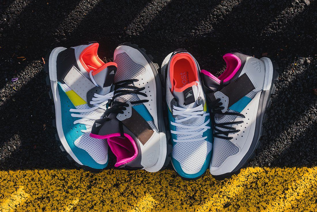 Kolor X Adidas Ss17 Response Tr Pack1