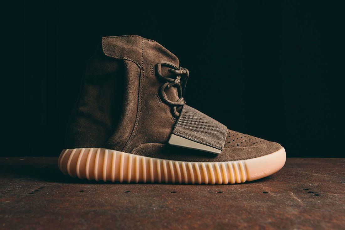 Adidas Yeezy Boost 750 Browngum 4