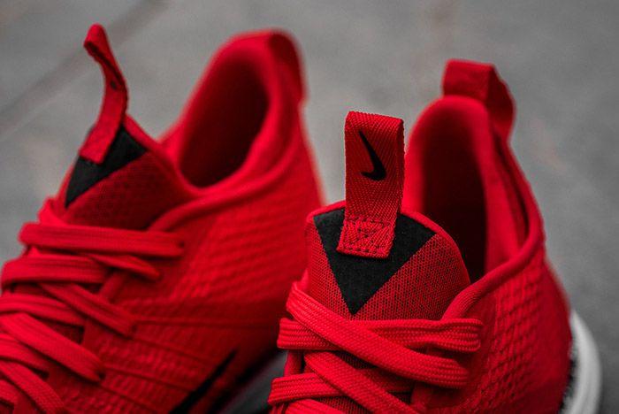 Nike Free Hypervenom 2 Action Red 3
