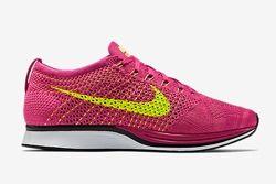Nike Flyknit Racer Fireberry Bumpthumb