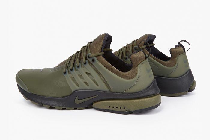 Nike Air Presto Utility Low Khaki5