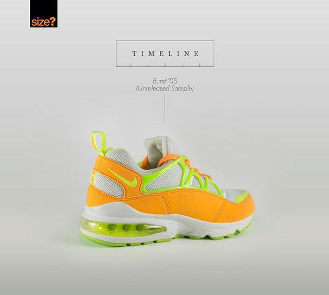 Nike Huarache Light Atomic Mango 1