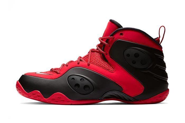 Nike Zoom Rookie University Red 1