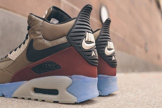 Nike Air Max Sneakerboot 4