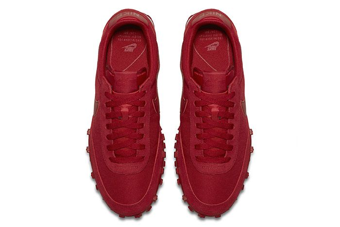 Nike Waffle Racer Gym Red 3