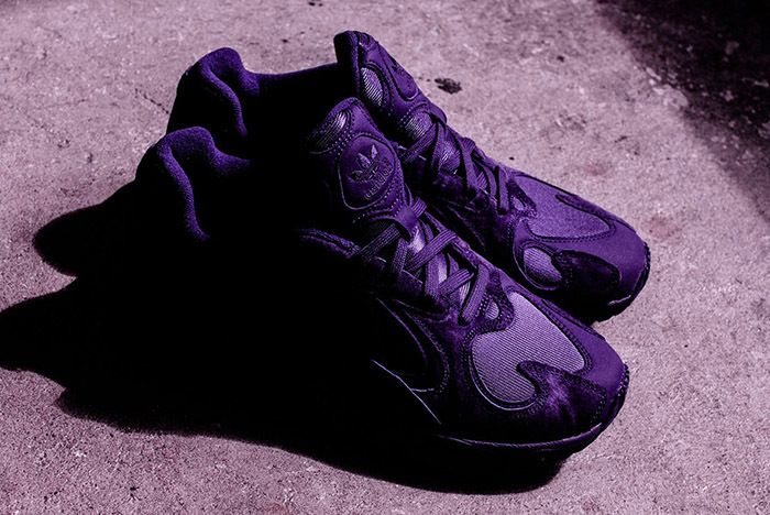 Adidas Yung 1 Purple 1
