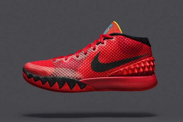 Nike Introduces The Kyrie Red Sneak 3