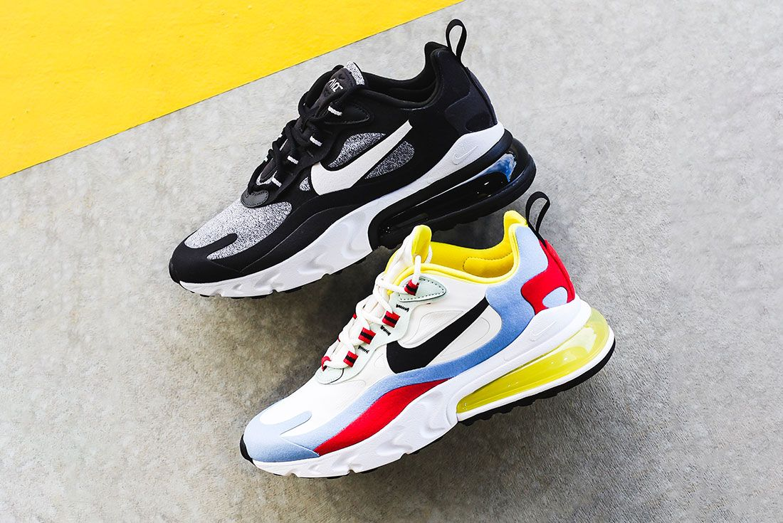Nike Air Max 270 React Jd Sports Australia Pack8