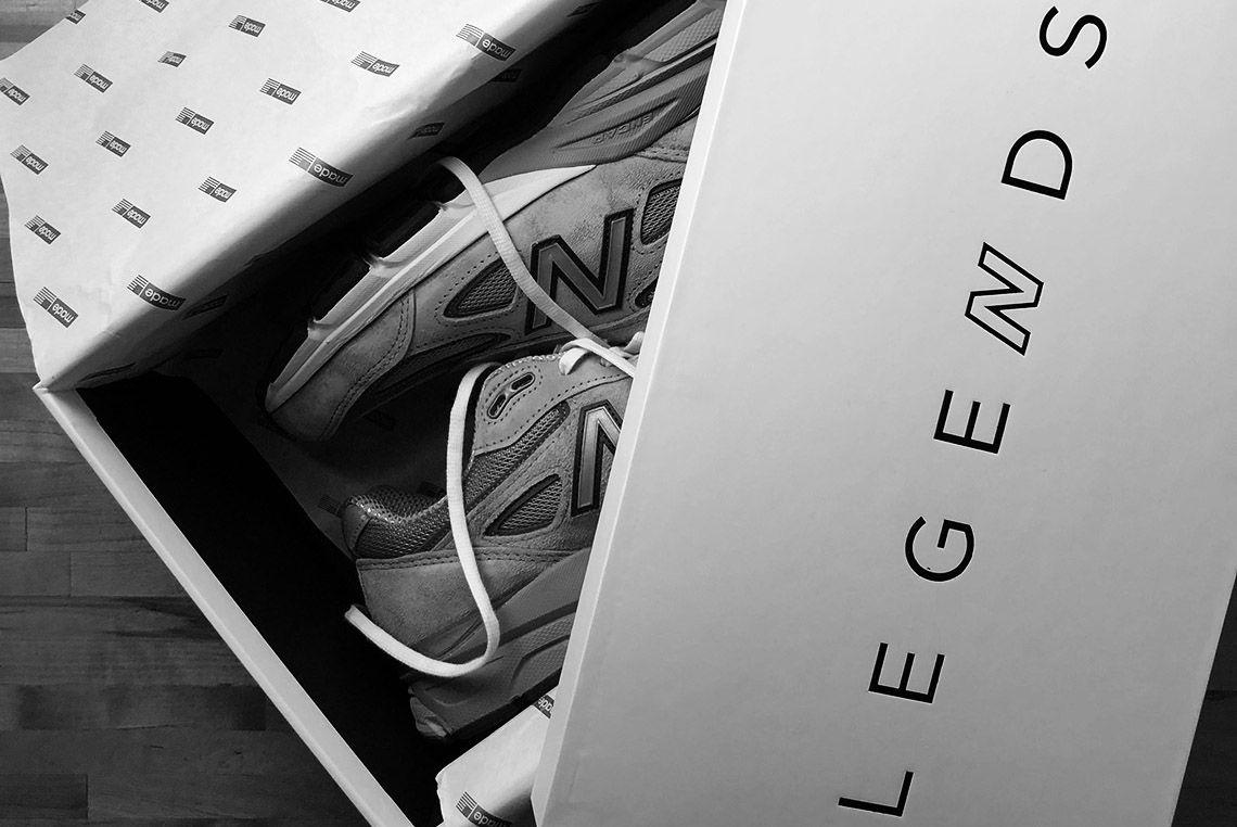 New Balance 990V4 Store List Release Date Sneaker Freaker