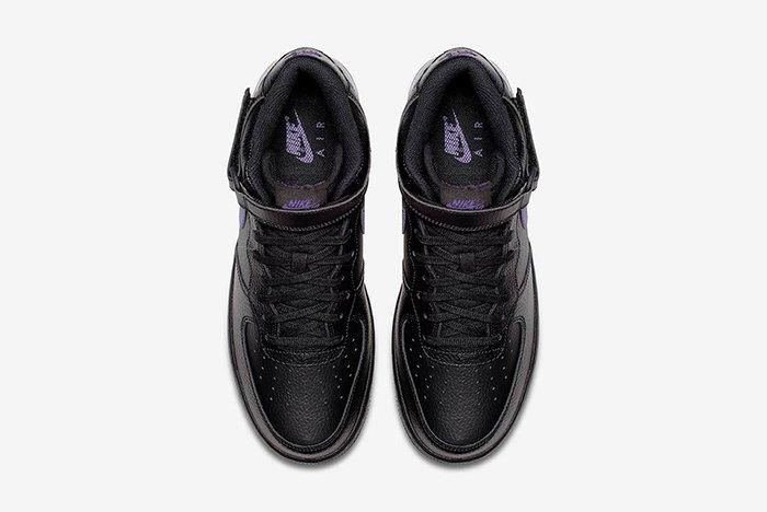 Nike Air Force 1 Mid Reflective Swoosh Pack 8