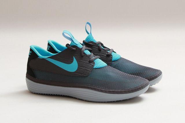 Nike Solarsoft Moccasin Polarized Blue 5