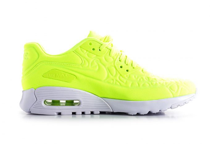 Nike Air Max 90 Ultra Plush Wmns Volt2