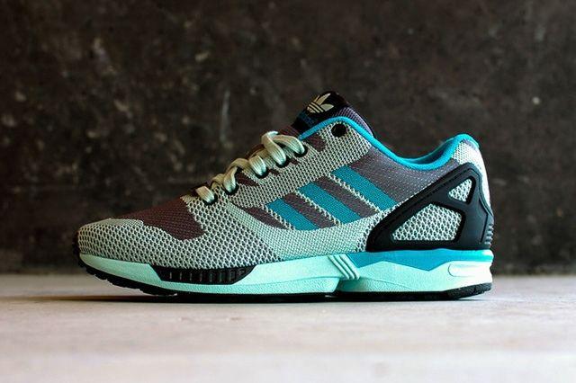 Adidas Zx Flux Weave Onix Fromin 8