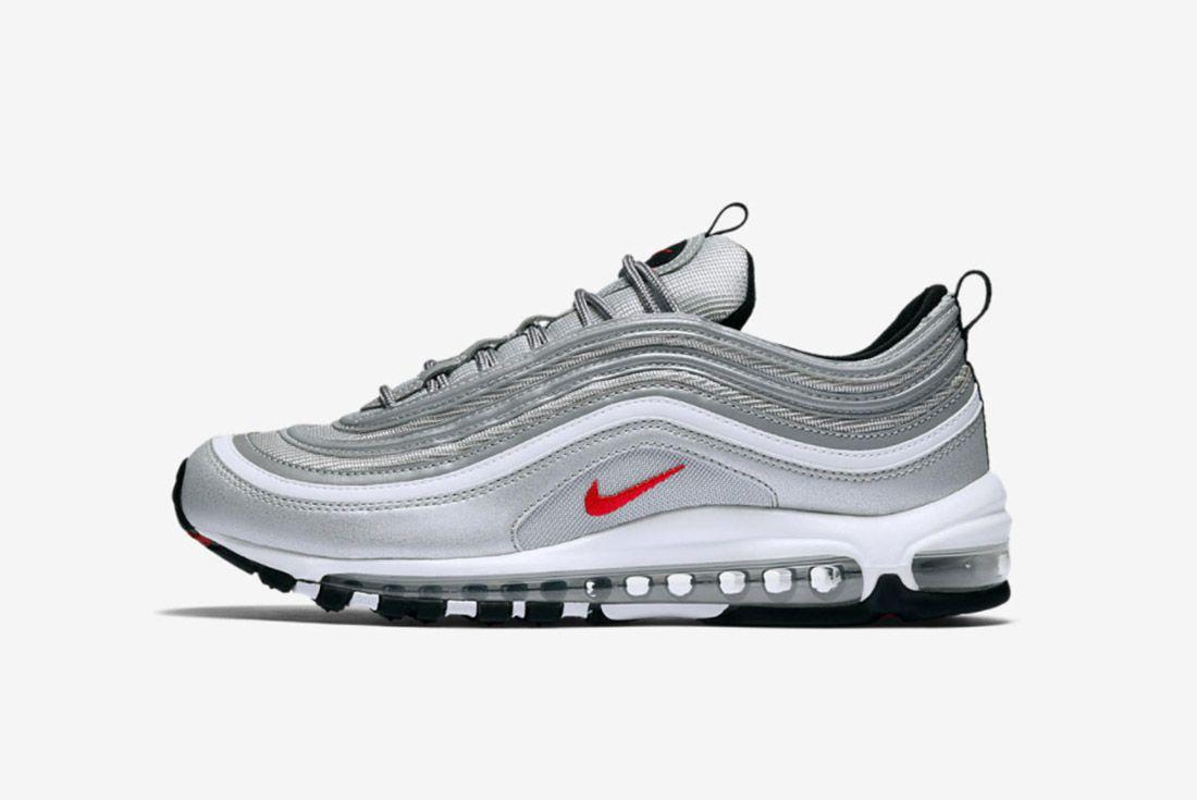 Nike Airmax97 Silver Bullet 8