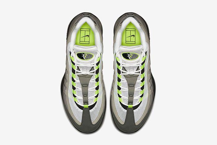 Nikecourt Vapor Rf X Air Max 95 3